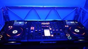 DJ koolis kasutusel olev tehnika